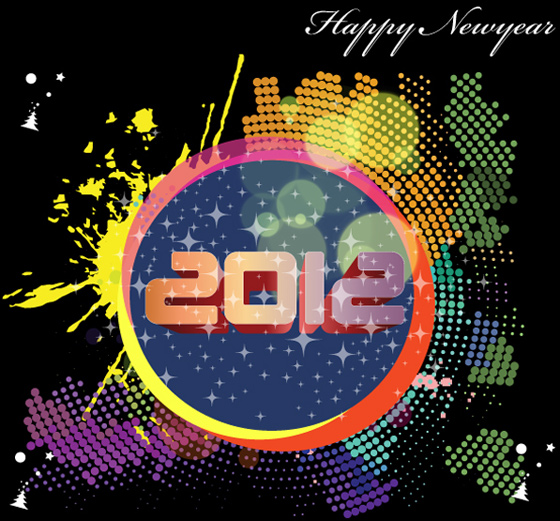 2012 - NewYear Graphics
