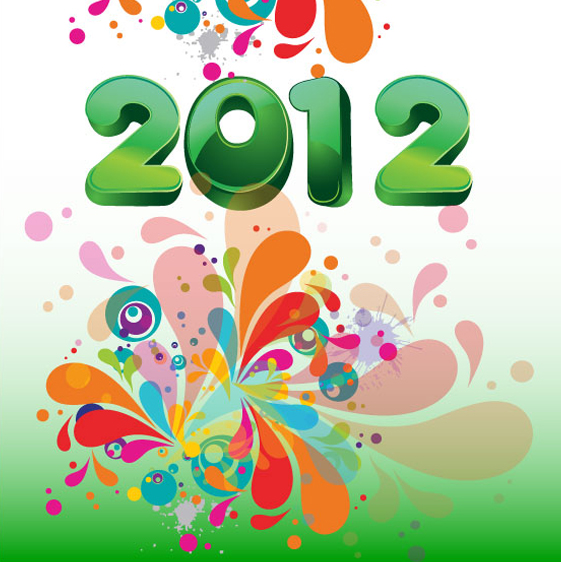 2012 Vector Graphics