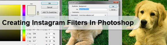 Creating Instagram Filters In Photoshop1