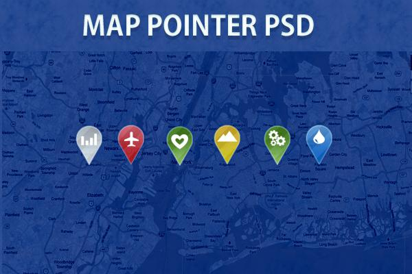 The _Design_ Mag_ MAP_POINTER_PSD_