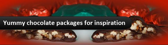 Yummy chocolate packages for inspiration1