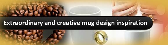 Extraordinary and creative mug design inspiration
