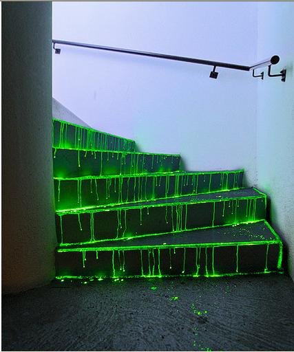 Disappearing Stairs: