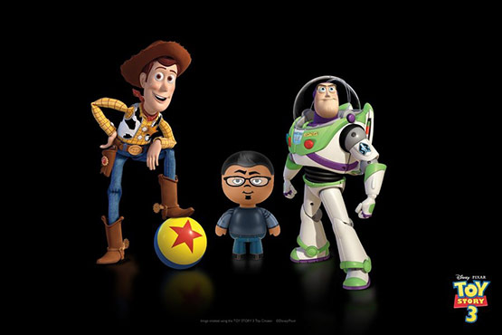 05 of 40 Incredibly Amazing Inspiration From ToyStory 3 Fan Art