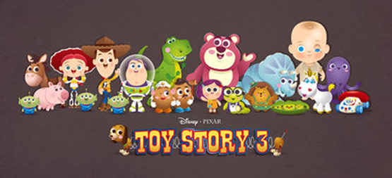 15 of 40 Incredibly Amazing Inspiration From ToyStory 3 Fan Art