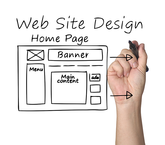 right web design