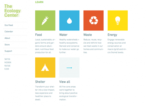 35 Cultivated Flat Websites Designs for Inspiration